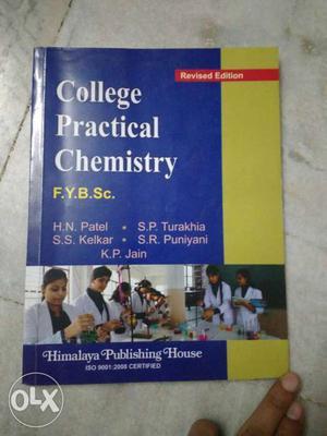 FYBSc chemistry practical handbook... for sem