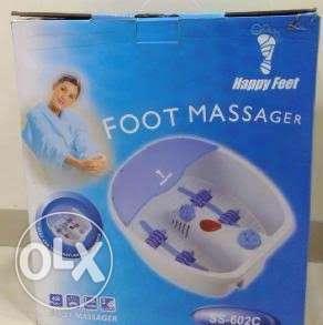 Happy Feet Foot Massager Box