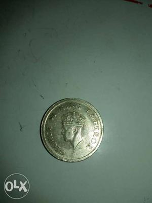 Old Coins of before Independence Original Coins