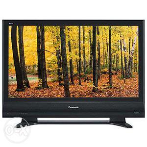 "Panasonic veria plasma 42"" TV is in working and"