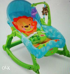 Fisher Price toddler and rocker and bouncer