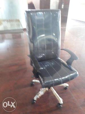 New Boss Chair Revolving at Throw away Price Call Us for