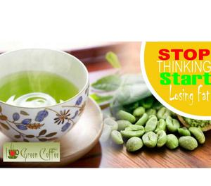 Organic Green Coffee Beans - Weight Loss Solution Rs.