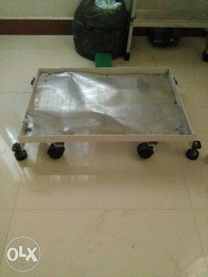 Front loading inverter washing machine stand