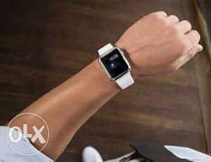 White Apple Watch 42mm