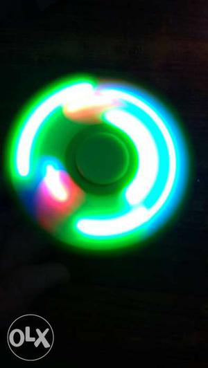 Brand new fidget spinners -light fidget spinner