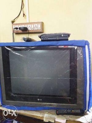 Good condition LG Flat TV 21 inch.