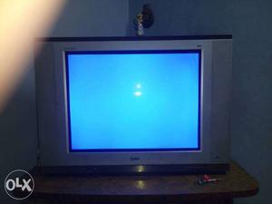 Gray LG DPL Television