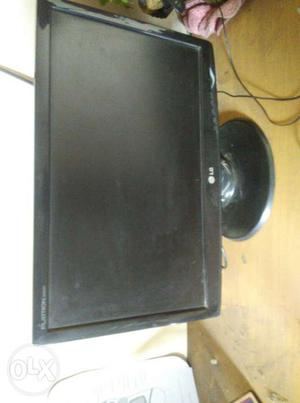 LG Flatron monitor only
