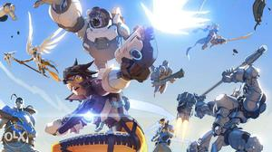 Overwatch Account