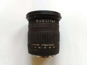 Sigma mm F DC Macro lens (for Canon mount)