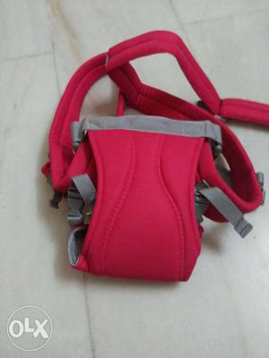 Brand new red color baby carrier