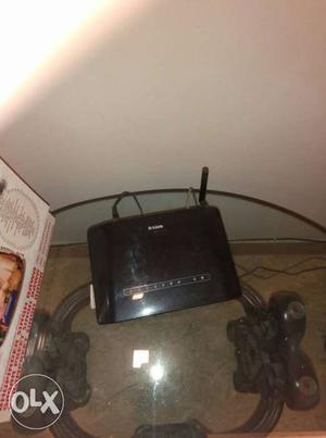 D-Link ADSL Plus Wireless Router has excellent range.