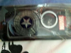 High quality Marvel Captain America shield key
