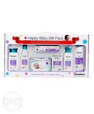 Himalaya baby gift pack of 7products