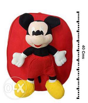Kids 3D Cartoon Bag's