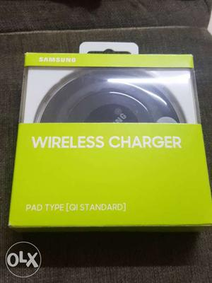 Wireless Charger Samsung (New Condition)