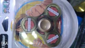 Brand new fidget spinners -metal fidget
