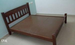 Cot for sale..made of teak wood in good