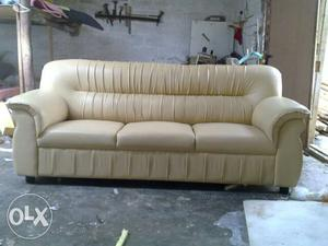 High quality design sofa set 3+1+1 in single color very