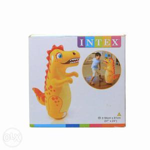 Intex Inflatable Dinosaur Box