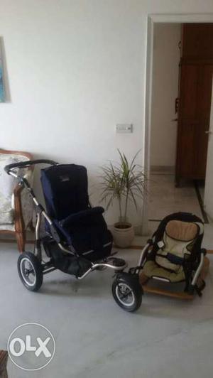 Stroller/Pram - Quinny/Concord Rio