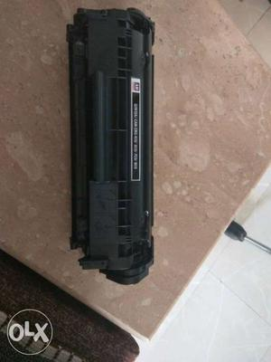 Printer 12A Black Toner Cartridge m.