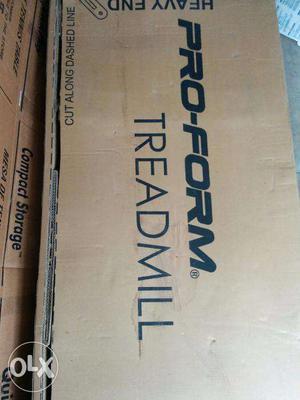 Sears ProForm Crosswalk Sport Treadmill - Still in box.