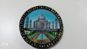 Taj Mahal, Hand Made, Souvenir Magnet