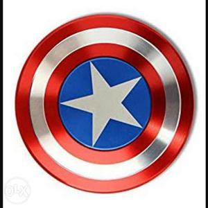Brand new captain America original spinner in