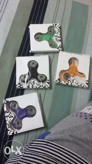 Fidget spinners at best price.unused n sealed