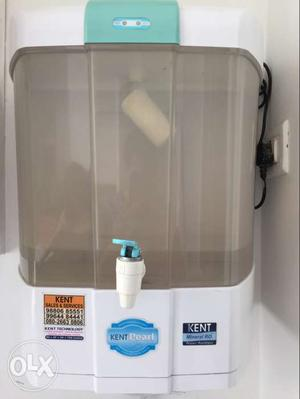Kent Pearl RO, UF, UV with TDS controller Water Purifier