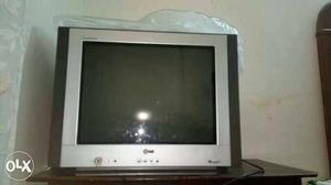 LG FLATRON TV, 21 inches in running and gud
