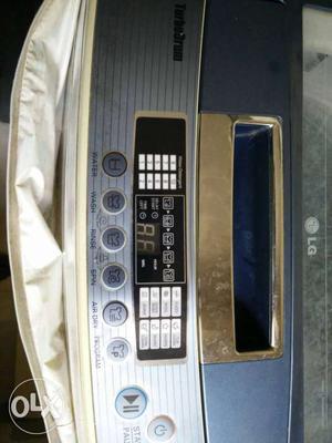 LG fully automatic washing machine. 6.2 kg and 6