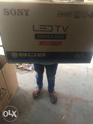"""Led tv boxed sealed 32"""" fully samsung imported panels"""