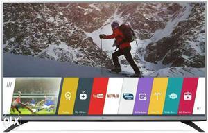 Lg Smart Full Hd Tv 43in 108cm