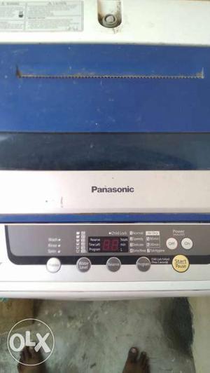 Panasonic top load washing machine