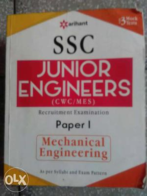 3 books for rrb and SSC je
