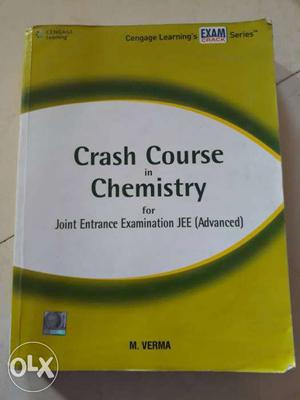 Crash Course In Chemistry By M Verma