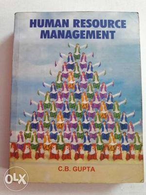 HUMAN RESOURCE MANAGEMENT (BOOK) C.B. GUPTA