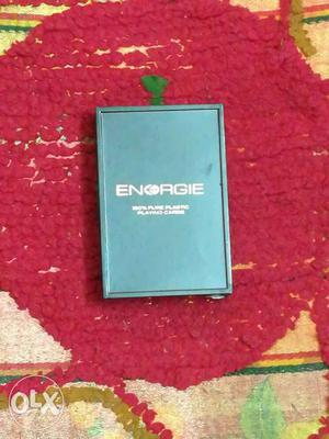 ®Playing cards ®Enorgie company ®100% PURE
