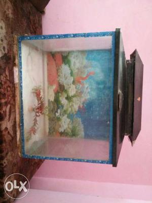 Blue Fish Tank