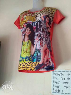 All cotton top best price