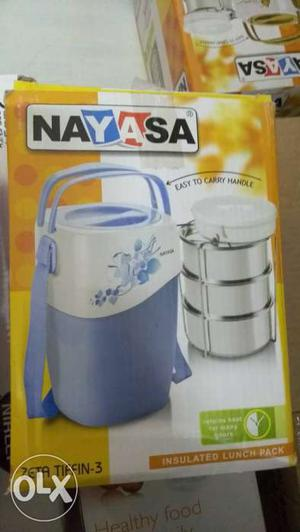 Brand New nayasa lunch box. it is a good quality