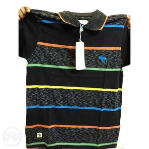 Abercrombie Polo and Lp t- Shirt Size- XL and XXL ONLY