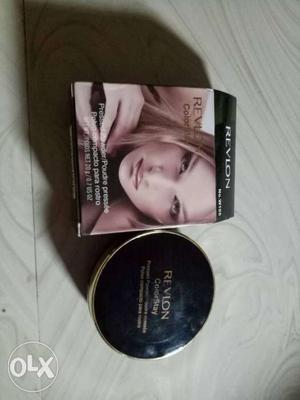 Black Revlon Makeup With Box its new no used