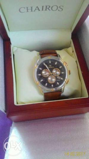 Cairos - Swiss Watch 100% Genuine