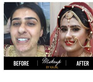 Freelance Makeup Artist Delhi NCR– Makeup by Kajal Noida