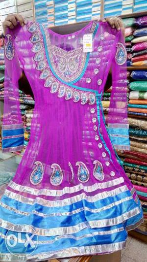 It is very good condition suit in indowestern