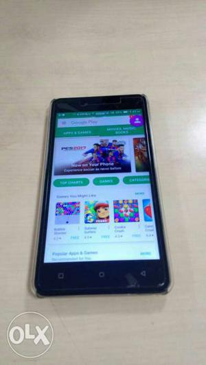 New condition 3 month old 16gb internal 8 &5 mp